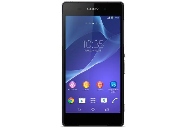 Sony Xperia Z2 D6502