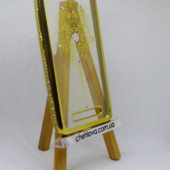 Чехол для Xiaomi Redmi 4a KINGXBAR DIAMOND заколка золотой