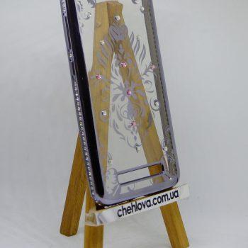 Чехол для Xiaomi Redmi 4a KINGXBAR DIAMOND герб серый
