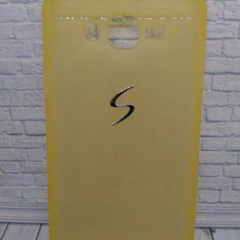 Чехол для J7 J700 Baseus золотой