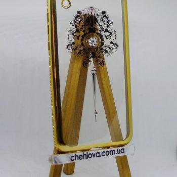 Чехол для Huawei Y6 II KINGXBAR DIAMOND заколка золотой