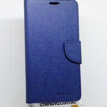 Чехол для Samsung A5 (2017) A520 Книжка Goospery Fancy синяя