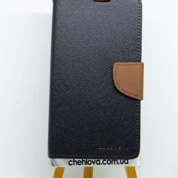 Чехол для Meizu M3 Note  книжка  GOOSPERY Fancy  коричневая