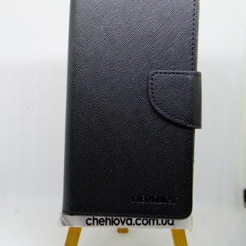 Чехол для Meizu M6 Книжка Goospery черная