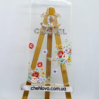 Чехол для Xiaomi Redmi 4x Lucent Diamond Chanel (силикон)