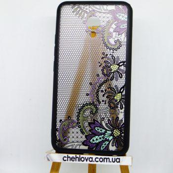 Чехол для Meizu M6 Rock Tatoo Art Case Color Flowers