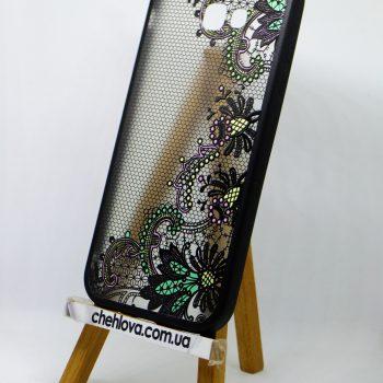 "Чехол для Samsung J5 Prime Rock Tatoo Art Case ""Color Flowers"""