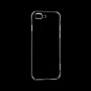 Чехол для IPhone 7 прозрачный силиконовый тонкий