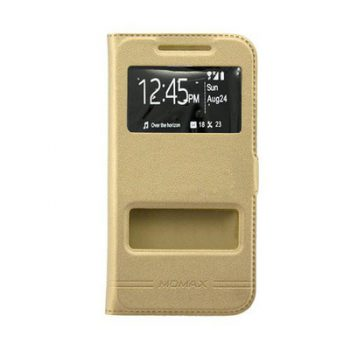 Momax книжка Samsung Galaxy J510 (gold)
