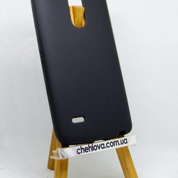 Чехол для LG G3 Stylus D690  черный (силикон)