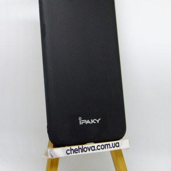 Чехол для  IP7+ iPAKY Ультратонкий черный силиконовый