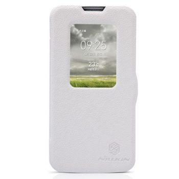Чехол Книжка Nillkin Fresh LG LG L90 (D415)  Белая