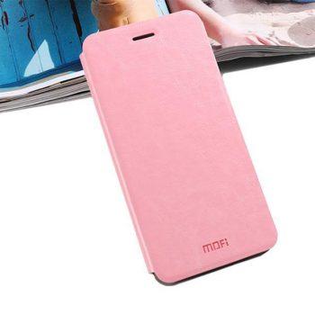 Чехол Книжка MOFI Samsung A7 Розовая