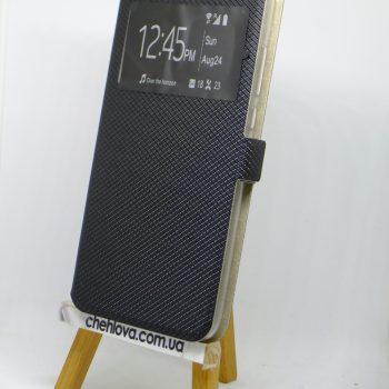 Чехол-книжка Style с окошком Huawei Y6-II черный