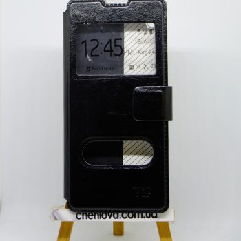 Чехол-книжка  с окошком Sony XA черный