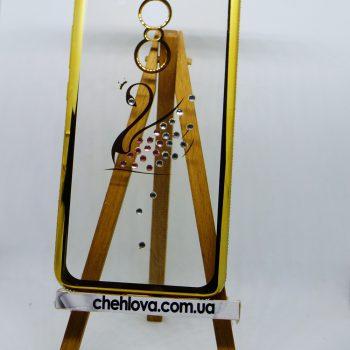 Чехол для Xiaomi Redmi Note 4x KINGXBAR DIAMOND лебедь золотой