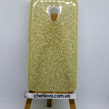 Чехол для MEIZU M5S TWINS золото