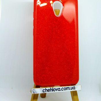 Чехол для MEIZU M5S TWINS красный