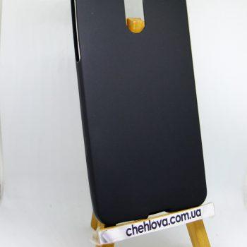 Чехол для Nokia 3 черный силикон