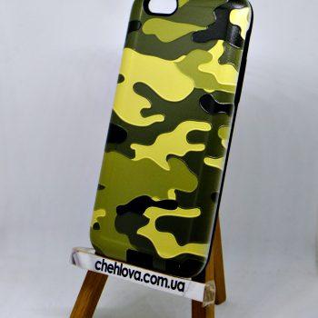 Чехол для Iphone 7 Remax Cover HakiShok зеленый