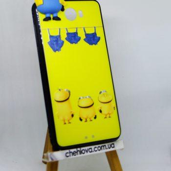 Чехол для Huawei Y5 II  (CUN-U29) Миньон