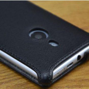 Чехол Exclusive Книжка V Nokia 925 Lumia Черная