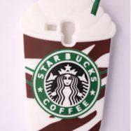 Чехол для Samsung S3 mini I8192/8190 Starbucks 3D