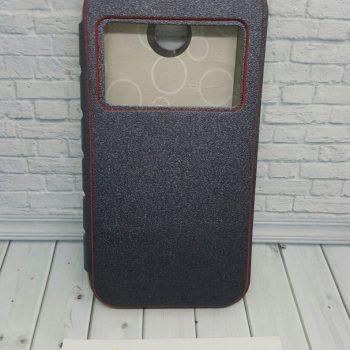 Чехол для Lenovo A516   Imperium Книжка со скрытым магнитом и окном черная