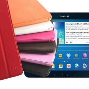 Чехол для планшета BELK Samsung P5200 Book Cover White