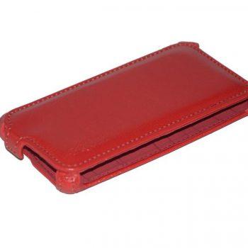 Чехол Prestigious Флип LG Spirit H422 Красный