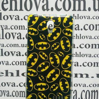 "Чехол для Lenovo A319 ""Batman"" (пластик)"