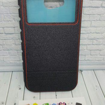 Чехол для HTC One 2 M8  Imperium Книжка со скрытым магнитом и окном черная