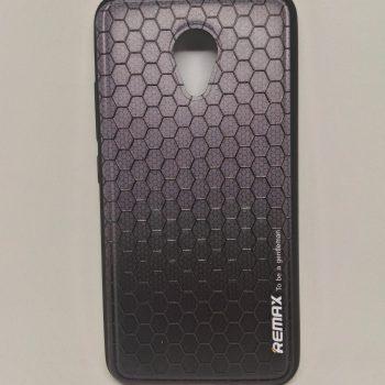 """Силиконовая накладка Remax """"Honey cell big"""" для Meizu M3 mini (M3s)"""