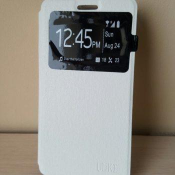 Чехол для  Lenovo P1m  Книжка ULIKE с окном белая