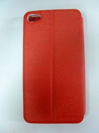 Чехол для  Lenovo S60  Книжка ULIKE с окном красная