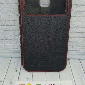 Чехол для Samsung S5 Imperium Книжка со скрытым магнитом и окном черная