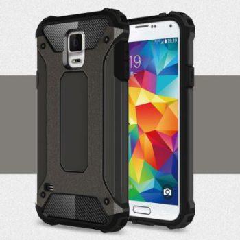"""Бронированый чехол для Samsung S5 """"Armor"""" черный"""