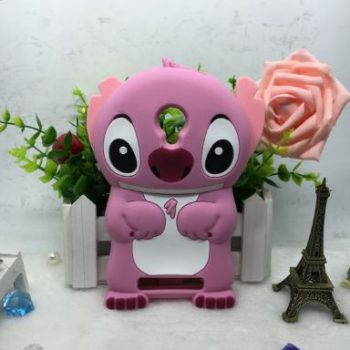Чехол для THL T6s Стич розовый 3D