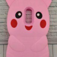 Чехол для Xiaomi Redmi Note 3/3 Pro Пикачу розовый 3D