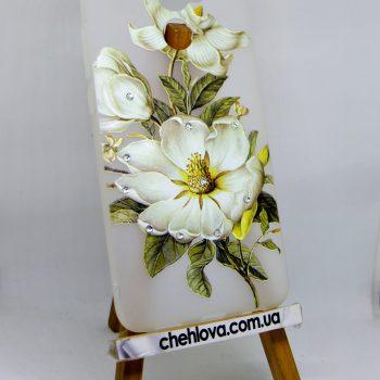 "Чехол для Huawei Y7  ""Прованс"" магнолия"