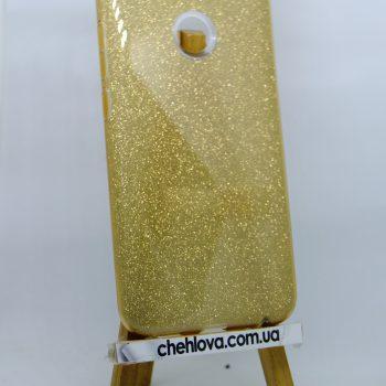 "Чехол для Xiaomi Redmi Mi A1/Mi5X ""Twins"" золотой"