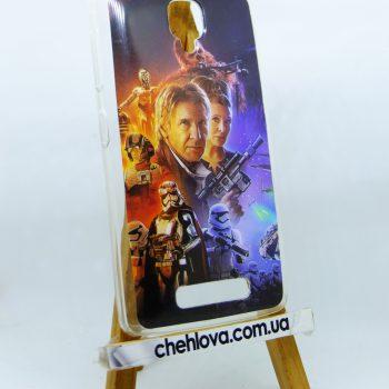 Чехол для Lenovo A1000 (Vibe A) Star Wars