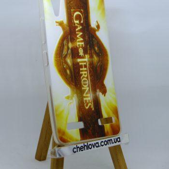 Чехол для Lenovo A6000 Game of Thrones