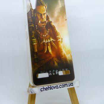 Чехол для Lenovo A6000 Warcraft Durotan