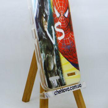 Чехол для Lenovo A6020/Vibe K5/K5 Plus Batman vs Spiderman