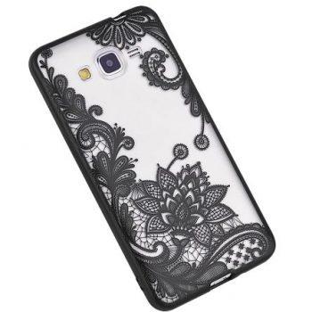 "Чехол для  Samsung J3  Luoya Flowers ""Magic flowers"""
