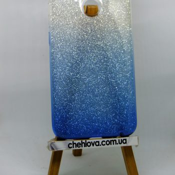"""Чехол для Xiaomi Mi A1/Mi5X """"TWINS"""" Ambre синий"""