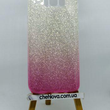 """Чехол для Samsung S8 """"TWINS"""" Ambre розовый"""