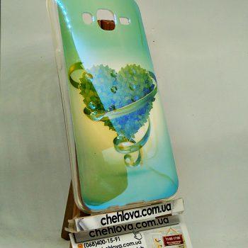 Чехол для Samsung J5 J500 Remax Light Series Fantasy Heart