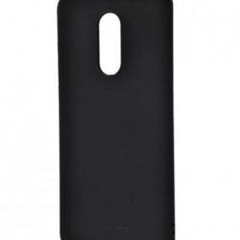 Чехол для Xiaomi Redmi 5 Soft Matt (TPU) черный